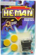 MOTU New Adventures of He-Man - Rocketdisc Power Pack (Europe card)