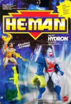 MOTU New Adventures of He-Man - Spin-Fist Hydron (Europe Card)