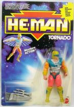 MOTU New Adventures of He-Man - Spinwit  Tornado carte Europe