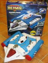 MOTU New Adventures of He-Man - Starship Eternia (loose with box)