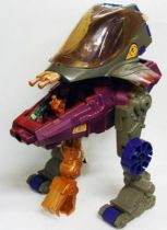 MOTU New Adventures of He-Man - Terroclaw & Shuttle Pod (loose with box)