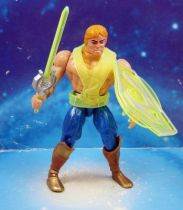 MOTU New Adventures of He-Man - Thunder Punch He-Man  He-Man Pouvoir du Tonnerre loose