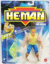 MOTU New Adventures of He-Man - Thunder Punch He-Man (USA Card)