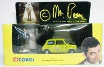 (Mr. Bean - Corgi - 1:36 scale Mr. Bean\'s Mini diecast
