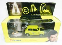 Mr. Bean - Corgi - La Mini de Mr. Bean 1:36ème diecast avec figurine