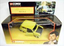 Mr. Bean - Corgi Classics - Mr. Bean\'s Mini