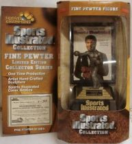 Muhammad Ali - \'\'Sports Illustrated\'\' Pewter Figure - Sports Collection