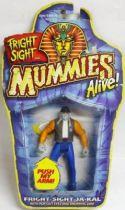 Mummies Alive! - Fright Sight Ja-Kal - Kenner