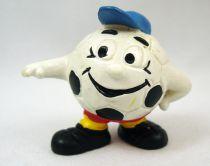 Mundial España 82 - Figurine pvc Bully - Ballon de foot