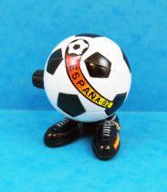 Mundial España 82 - Wind-Up - Ballon noir & blanc