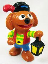 Muppet Babies - Applause - Rowlf avec lanterne