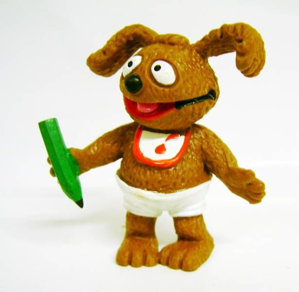 Muppet Babies - Comic Spain - Rowlf