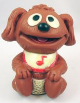"""Muppet Babies - HAI - 4\"""" squeeze toy Baby Rowlf"""