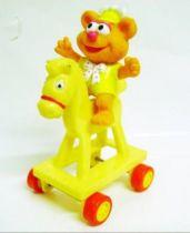Muppet Babies - HAI - Fozzie on horse