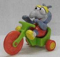 Muppet Babies - HAI - Gonzo on tricycle