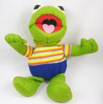 """Muppet Babies - Hasbro 12\"""" Plush - Baby Kermit (loose)"""