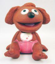 Muppet Babies - Hasbro Preschool - Figurine 12cm - Baby Rowlf (loose)
