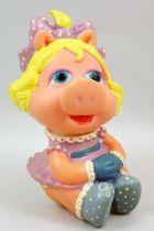 "Muppet Babies - Hasbro Preschool 5\"" figure - Baby Miss Piggy (loose)"