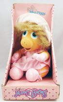 "Muppet Babies - Rainbow Toys 8\"" Plush - Baby Miss Piggy"