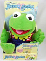 """Muppet Babies - Toy Play 14\"""" Plush - Baby Kermit"""