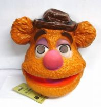 Muppet Show - Fozzie Bear face-mask (by César)
