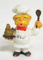 Muppet Show - Schleich - Swedish Chef (blonde hair)