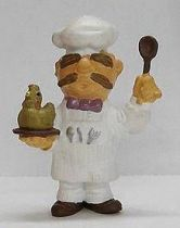 Muppet Show - Schleich - Swedish Chef (brown hair)