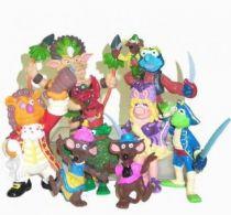 Muppet Treasure Island - Spain - Complete set of 8