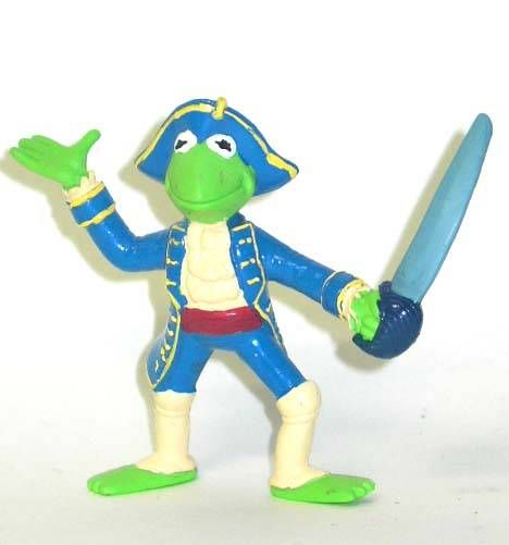 Muppet Treasure Island - Spain - Complete set of 8
