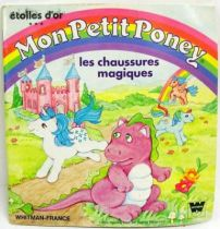 My Little Pony - Book - Whitman-France - \'\'Magical shoes\'\'