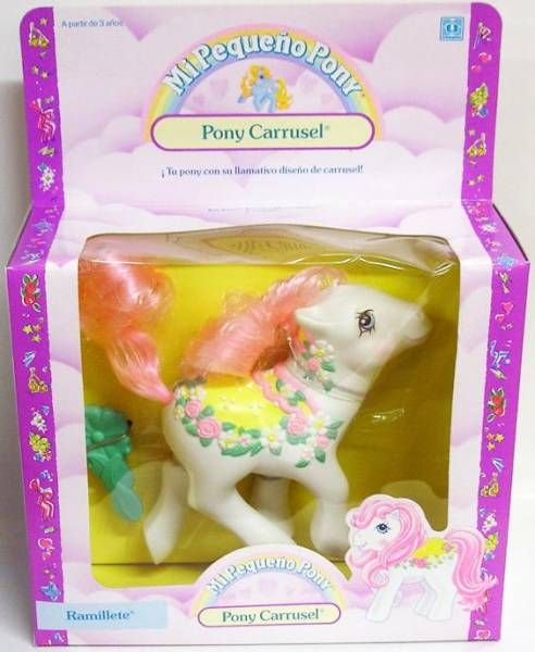 My Little Pony - Merry-Go-Round Ponies - Flower Bouquet
