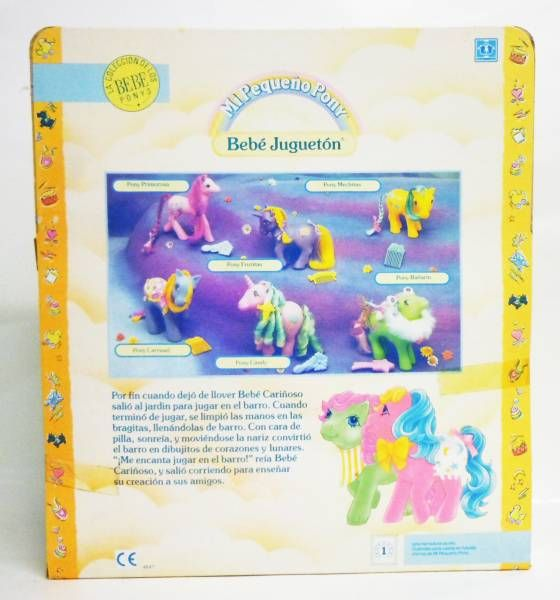 My Little Pony - Music Babies - Baby Dots\'n Hearts