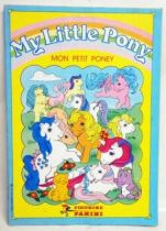 My Little Pony - Panini Stickers collector book