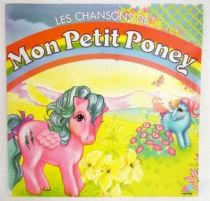 My Little Pony - Record LP - My Little Pony\'s songs (AB Productions 1987)