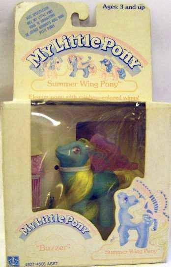 My Little Pony - Summer Wings Ponies - Buzzer