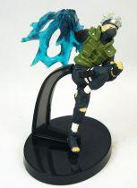 """Naruto Shippuden - Bandai - 4\"""" PVC Statue - Kakashi Hatake"""