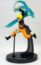 """Naruto Shippuden - Bandai - 4\"""" PVC Statue - Naruto Uzumaki"""
