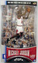 NBA Pro Shots - Basket Ball - Michael Jordan 1991 NBA Finals Switch-hand Lay-up