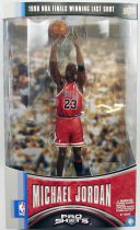 NBA Pro Shots - Basket Ball - Michael Jordan 1998 NBA Finals Winning Last Shot