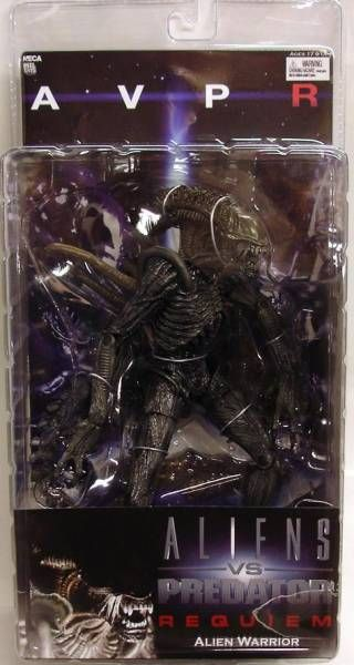 NECA - Alien vs Predator Requiem -  Alien Warrior