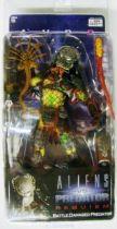 NECA - Alien vs Predator Requiem - Masked Battle Damaged Predator
