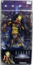 NECA - Alien vs Predator Requiem - Predator \'\'with open mouth\'\'
