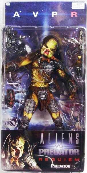 NECA - Alien vs Predator Requiem - Predator (The Wolf)