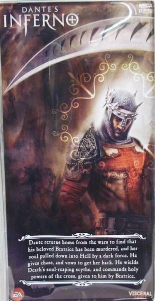 NECA - Dante\'s Inferno - Dante