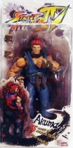 NECA - Street Fighter IV - Akuma