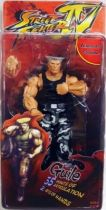 NECA - Street Fighter IV - Guile (Survival Mode)