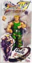 NECA - Street Fighter IV - Guile
