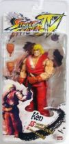 NECA - Street Fighter IV - Ken
