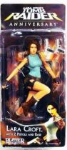 NECA - Tomb Raider Anniversary - Lara Croft - Player Select figure