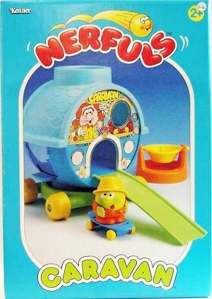 Nerfuls - Kenner - Caravan (with Campy)